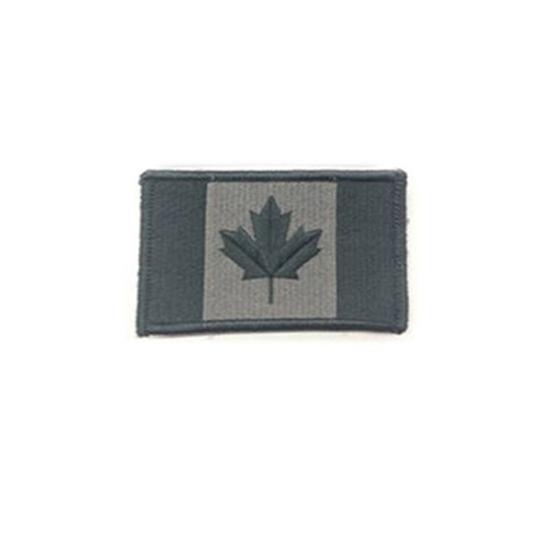 Small Foliage Canada 2 x 1 Inch Patch Iron On
