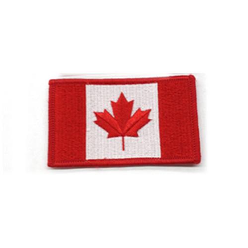 Medium Original Canada 3 x 1 3/4 Inch Patch Iron On