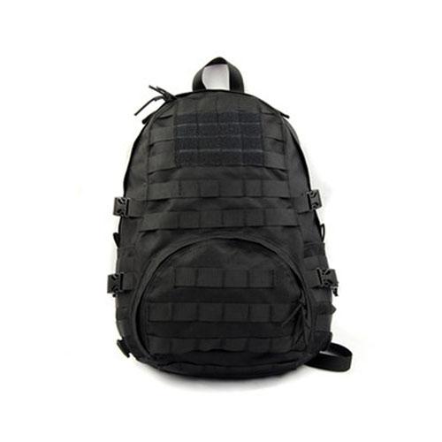 Molle 1000D Combat Patrol Pack Hiking Black Backpack
