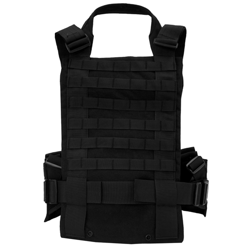 Tactical Chest Rig - Black