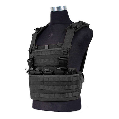 FT Wasatch 900D version Black Vest