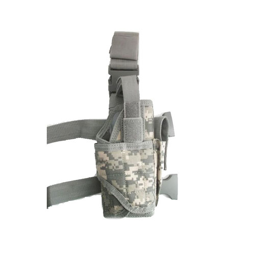 Deluxe Tornado Right Leg Tactical Holster