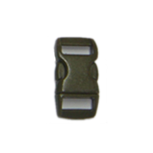 Olive Drab 5/8 Inch Plastic Buckle