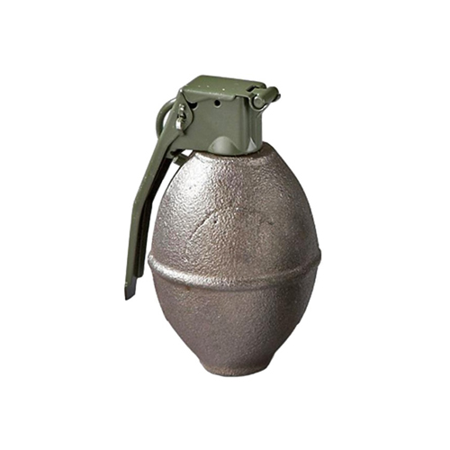 Metal Lemon Dummy Grenade
