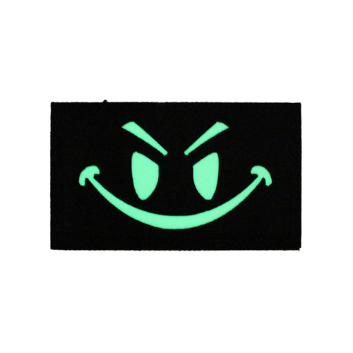 GID Smile Face Patch