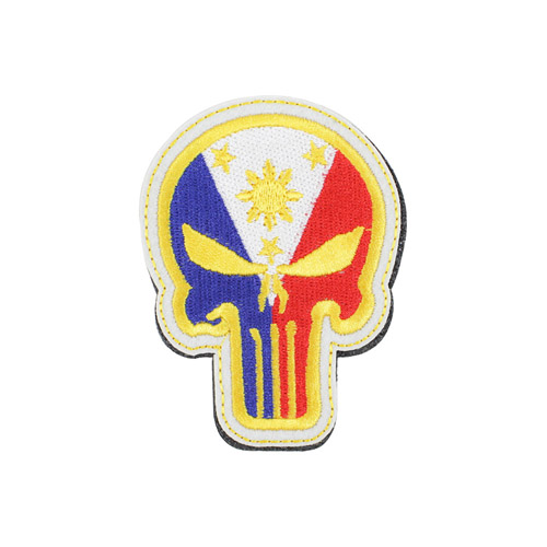 Philippines Skull Patch