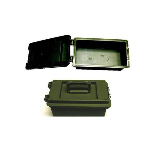 Olive Drab Small Ammo Box