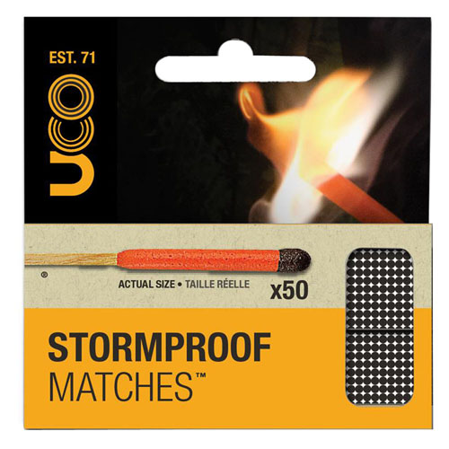 Industrial Revolution Windproof Matches