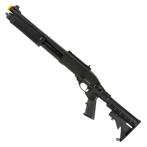 JAG Arms Scattergun TS Gas Airsoft Shotgun w/o Side Saddle