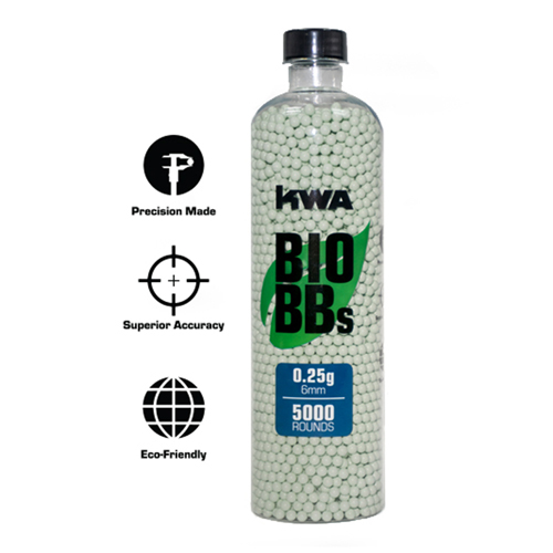 5000 Bio BBs Bottle