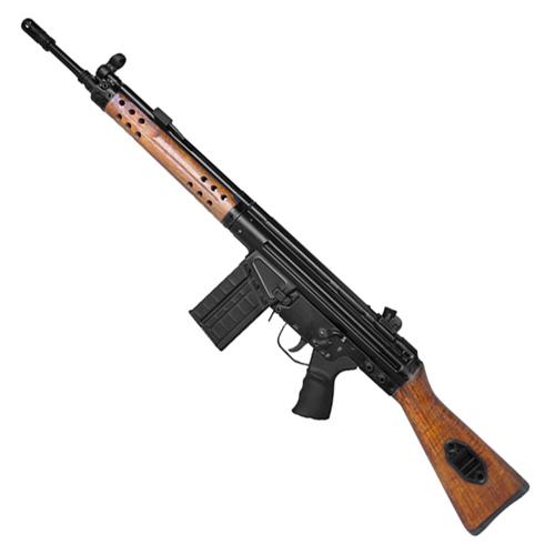 LC-3 G3 Airsoft AEG Rifle w/ Real Wood Furniture