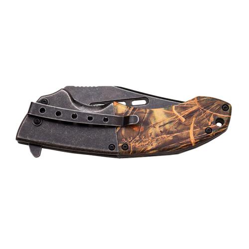 Elk Ridge Nylon Fiber Handle Folding Knife