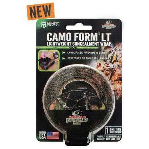 Mcnett Lightweight Realtree Camo Form