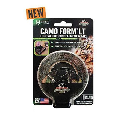 Lightweight Mossy Oak Camo Form
