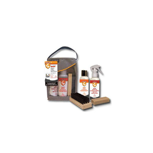 McNett Revivex Nubuck And Suede Boot Care Kit