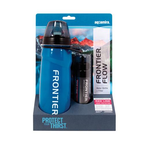 McNett Frontier Flow Filtered Water Bottle