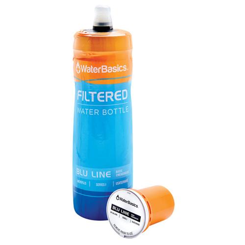 McNett BLU Line Water Bottle And Filter