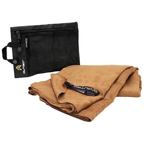 McNett Outgo Large Mocha Microfiber Towel