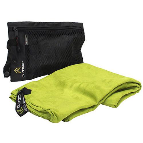 McNett Outgo Large OG Green Microfiber Towel