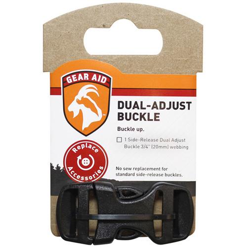 McNett Dual Adjust 3/4 Inch Buckle Kit
