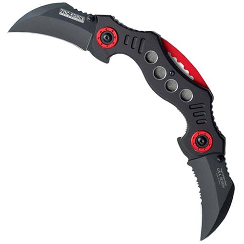 Tac-Force Aluminum Handle Tactical Folding Knife