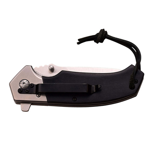 Tac-Force Stainless Steel Bolster Folding Knife