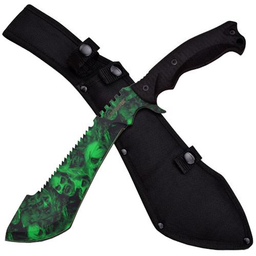 Z Hunter 113GN Rubber Wrapped Handle Machete