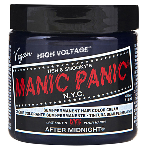 High Voltage Classic Cream Formula After Midnight Hair Color