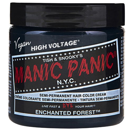 High Voltage Classic Cream Formula Enchanted Forest Hair Color