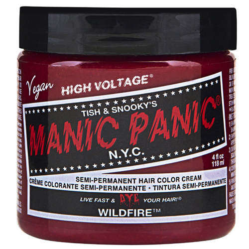 High Voltage Classic Cream Formula Wildfire Hair Color