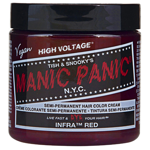 High Voltage Classic Cream Formula Infra Red Hair Color