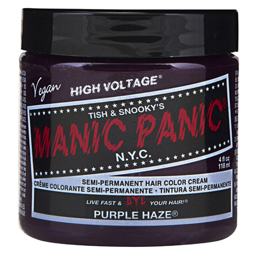 High Voltage Classic Cream Formula Purple Haze Hair Color