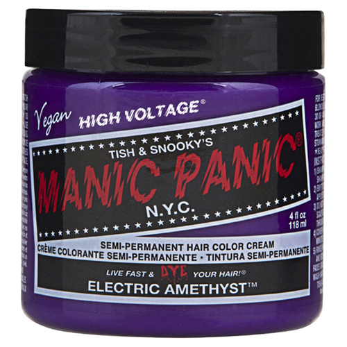 High Voltage Classic Cream Formula Electric Amethyst Hair Color