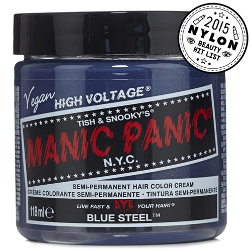 High Voltage Classic Cream Formula Blue Steel Hair Color