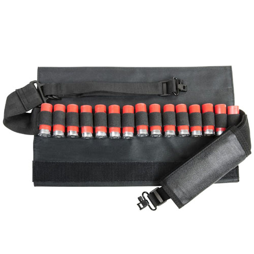 Shotgun Bandolier Sling with Padded Cover