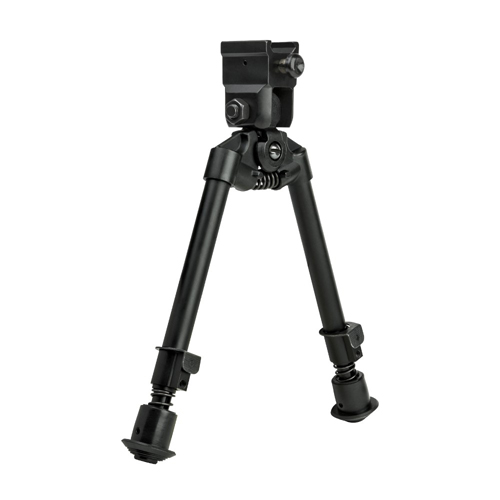 Bipod with Notched Legs and QR Weaver Mount