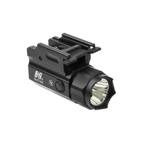150 Lumen LED Compact Flashlight QR With Strobe