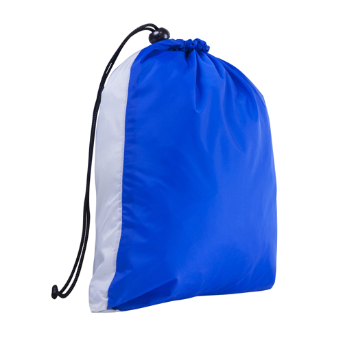 Nylon Parachute Hammock - Blue/Silver
