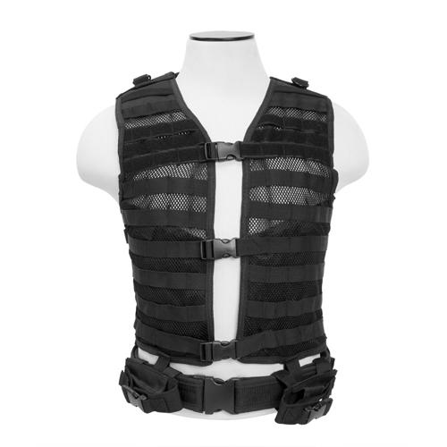 Large PALS/MOLLE Tactical Vest