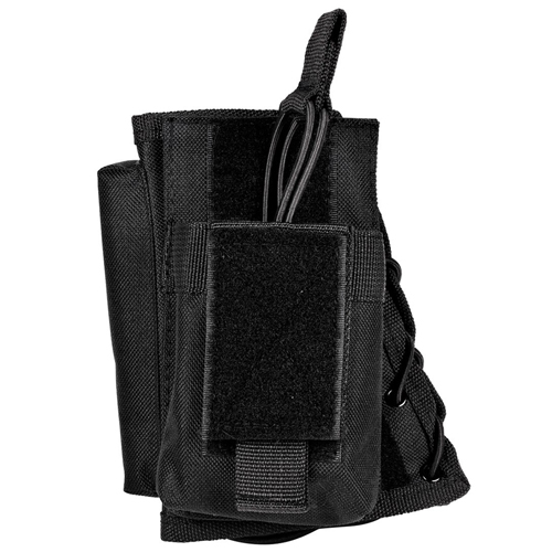 Stock Riser with Magazine Pouch