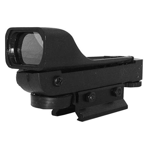 Red Dot Weaver Base Reflex Sight