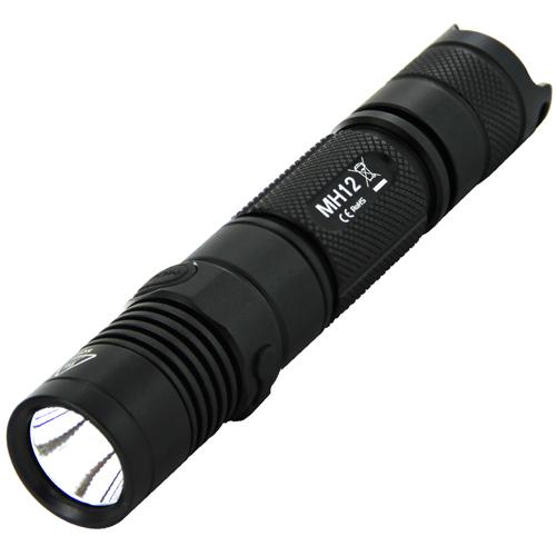 Nitecore MH12 USB Rechargeable LED Flashlight