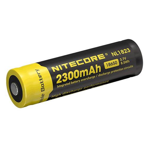 Nitecore NL1823 Rechargeable Battery