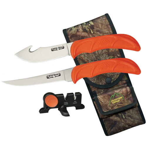 Outdoor Edge Wild Bone Skinning And Boning Knives