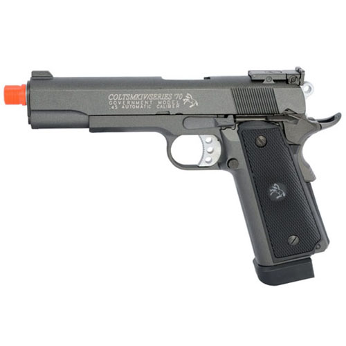 Colt 1911 MKIV Full Metal CO2 Blowback Airsoft gun
