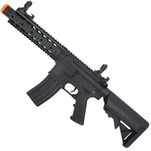 M4 CQB SD CNC RIS Sportline AEG Airsoft Rifle