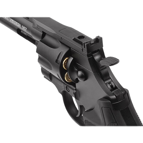 Swiss Arms 357 Magnum 4.5mm BB gun - 6 Inch