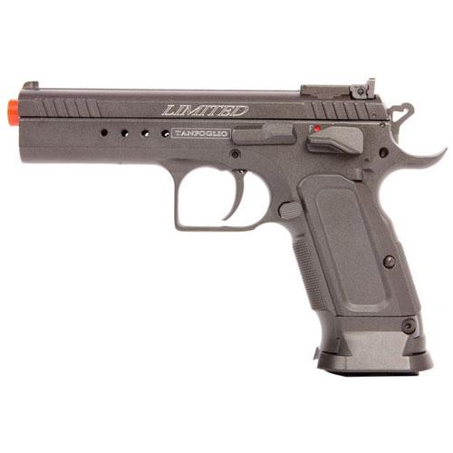 Tanfoglio Limited Custom CO2 Blowback Airsoft Gun