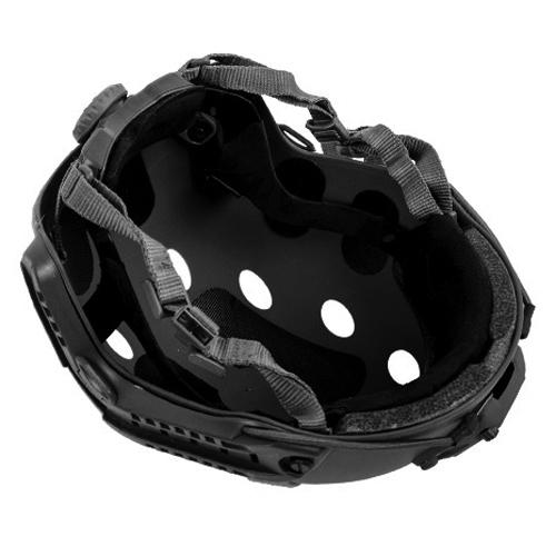Cybergun AMP Core PJ Helmet - Black