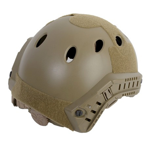 AMP Core PJ Helmet - Tan